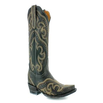 Yippee Ki Yay by Old Gringo Shay Boot~ Rustic Beige  Style YL349-1