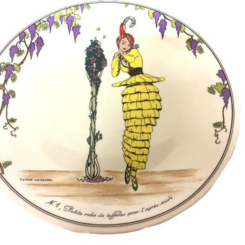 Vintage Design 1900 by Villeroy & Boch Dinner Plate 1