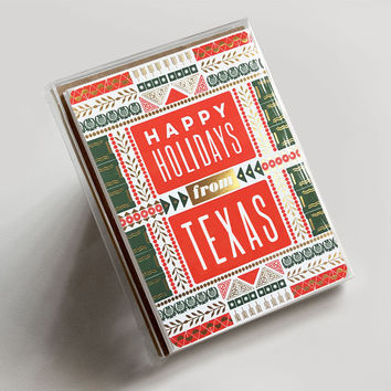 Happy Holidays from Texas Boxed Set