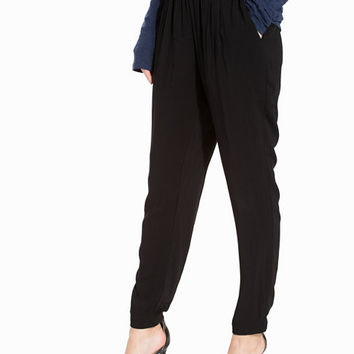 VMSUPER EASY 3 NW LOOSE PANTS, Vero Moda