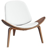 Shell Chair, White