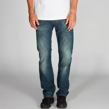 Levi's 513 Mens Slim Straight Jeans Cash  In Sizes