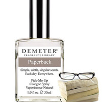 DEMETER: PAPERBACK COLOGNE SPRAY