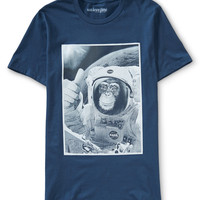 Aeropostale  Mens Space Ape Graphic T-Shirt