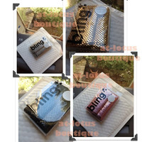Party clubbing card case designed by Tsubota Pearl mini wallet for girls