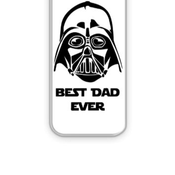 BEST DAD EVER STAR WARS - iPhone 5&5s Case