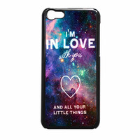 One Direction Love Quote iPhone 5c Case