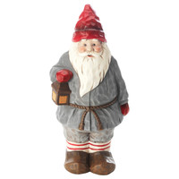 VINTER 2016 Decoration Ceramic/santa claus 26 cm - IKEA