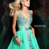 Sherri Hill Dress 21103 at Peaches Boutique