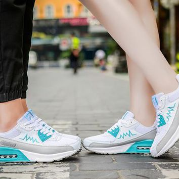 Full Match Fashion Casual Men And Women Sports Shoes Couple Running Shoes-21
