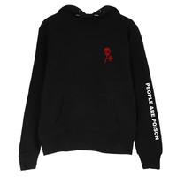 """People Are Poison"" Hoodie"
