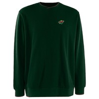 Minnesota Wild Executive Crewneck Sweater
