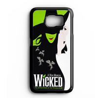 Wicked musical Samsung Galaxy S4 Galaxy S5 Galaxy S6 Edge Case | Note 3 Note 4 Note 5 Case