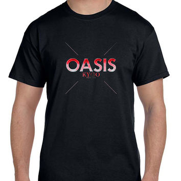 Kygo Oasis Feat Sia Mens T Shirt