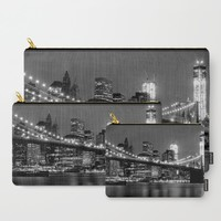 night Carry-All Pouch by Haroulita | Society6