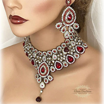 Shop Indian Bollywood Jewelry on Wanelo c1a032d4f48c