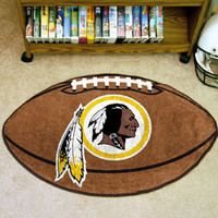 "NFL - Washington Redskins Football Rug 20.5""""x32.5"""""
