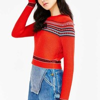 BDG Alyeska Crew Neck Sweater