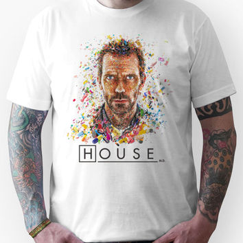 House MD Pills Unisex T-Shirt