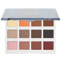 Marble Collection Warm Eyeshadow Palette   BH Cosmetics