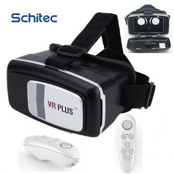 New Virtual Reality Glasses helmet VR Box 3.0 Headset Glasses Google Cardboard For iphone 5s 6 6s Samsung Galaxy S7 S6 Edge