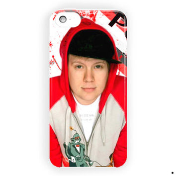 Patrick Stump Fall Out Boy Fob Band For iPhone 5 / 5S / 5C Case