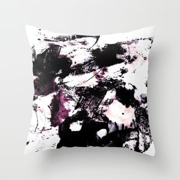 abstract 16 II Throw Pillow by Patternization