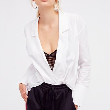 Free People Change Of Heart Poplin