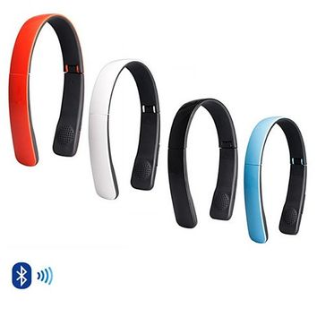 Unfold the Magic Arch Bluetooth Headphone