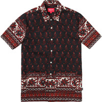 Supreme: Nairobi Shirt - Black