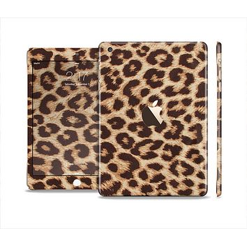 The Simple Vector Cheetah Print Full Body Skin Set for the Apple iPad Mini 3