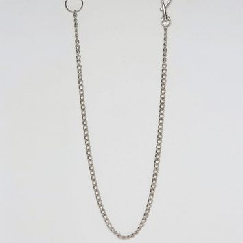 Reclaimed Vintage Keyring Chain at asos.com