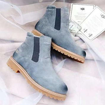 UGG Women Autumn And Winter High Quality New Fashion Waterproof Keep Warm Boots Shoes