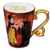 Snow White and Hag Mug - Disney Fairytale Designer Collection