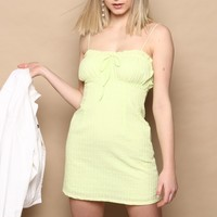 Now Or Never Eyelet Dress