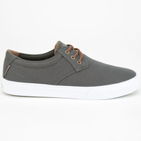Lakai Mj Mens Shoes Phantom Canvas  In Sizes