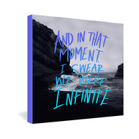 Leah Flores Infinite Gallery Wrapped Canvas