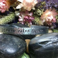 Rain Forever Bracelet from MommaRae's Custom Designs