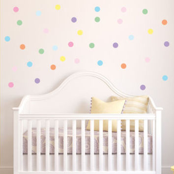 Confetti Spots Wall Stickers