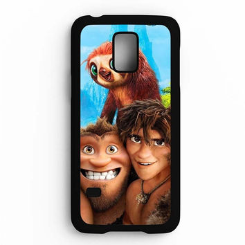 Croods Samsung Galaxy S5 Mini Case