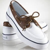 Rylander Canvas Boat Shoe