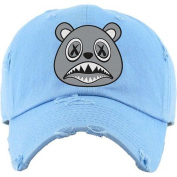 SHADOW BAWS Carolina Blue UNC Dad Hat