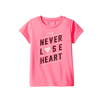 Under Armour Kids Never Lose Heart Short Sleeve (Toddler)