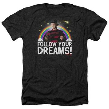 Nightmare on Elm Street Follow Your Dreams Heather Tee