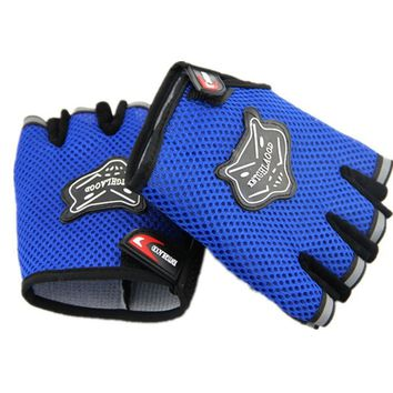 Gym Anti Slip Weight Lifting Gloves