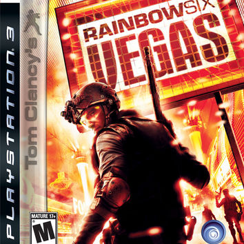 Rainbow Six Vegas - Playstation 3 (Game Only)