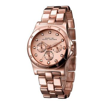 LM0FN MARC BY MARC JACOBS Ladies Men Fashion Quartz Watches Wrist Watch