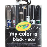 Crayola My Color Is Black Set