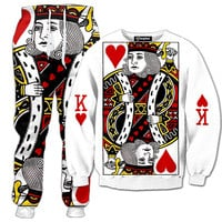 King of Hearts Tracksuit