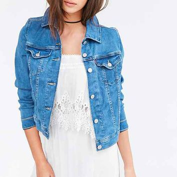 Levi's Bohemian Denim Trucker Jacket